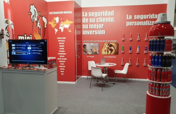 MINIBOMBERO participates in the International Trade Fair PROMOGIFT 2020